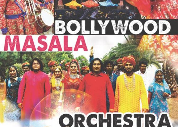 Bollywood Masala Orchestra à Tours