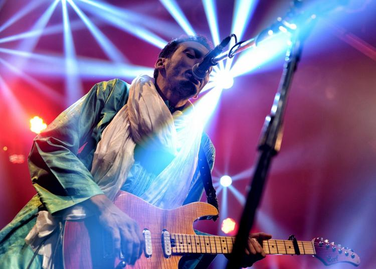 Bombino en concert à Le Mans