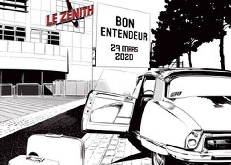 Bon Entendeur Show à Nantes