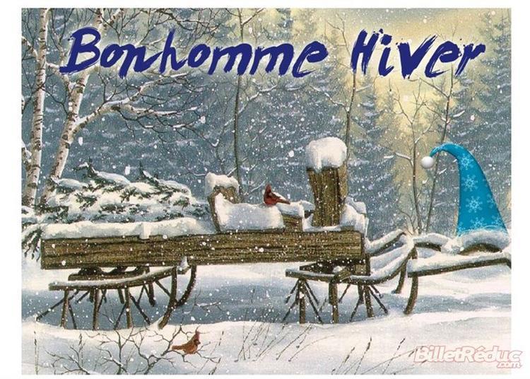 Bonhomme Hiver à Avignon