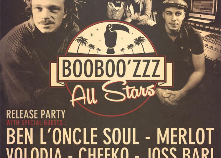 Booboo'zzz all stars à Cenon