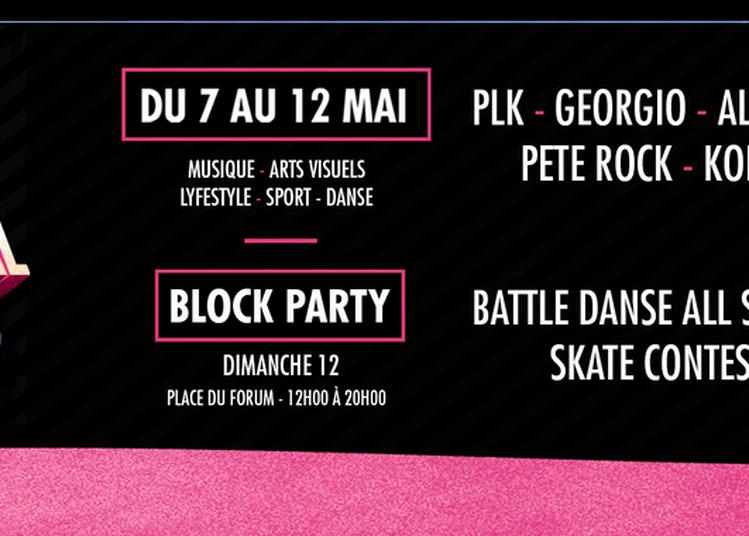 Boom Bap Festival : Georgio à Reims