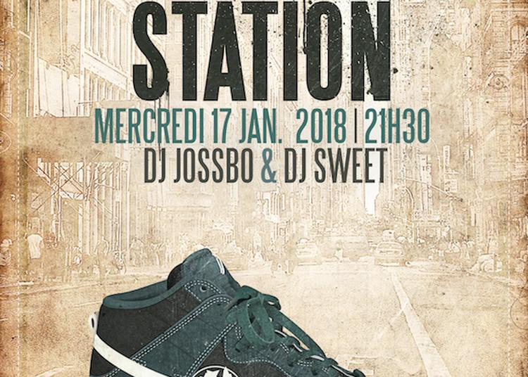 Boom Bap Station #Janvier à Paris 9ème