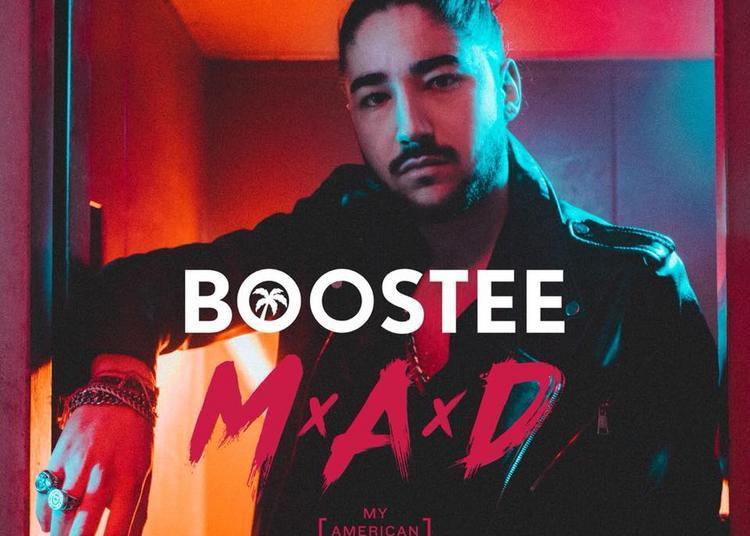 Boostee M.a.d Tour à Bordeaux
