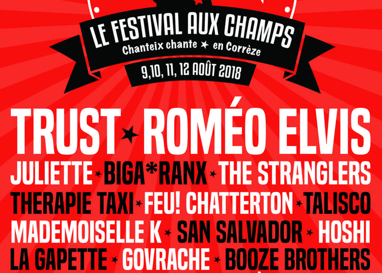Booze Brothers et Flor Del Fango à Chanteix