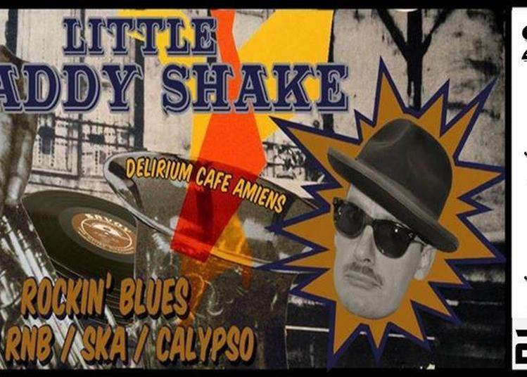 Bop 'til you drop with Little Daddy Shake ! à Amiens