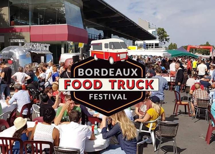 Bordeaux Food Truck Festival Château Castera 2020