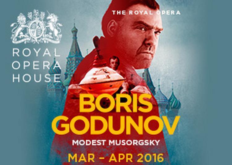 Boris Godounov à Paris 12ème
