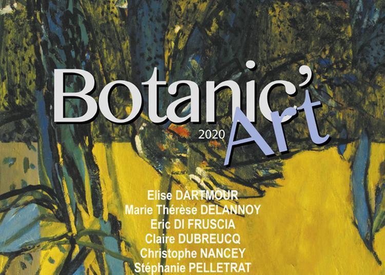 Botanic'Art 2020 à Cotignac