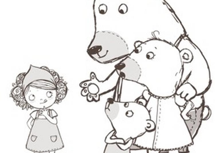 Boucle dor et les trois ours spectacle de marionnette à Toulouse