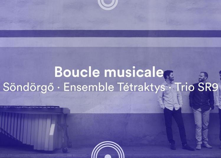 Boucle musicale - 72e Festival de musique de Besançon à Besancon