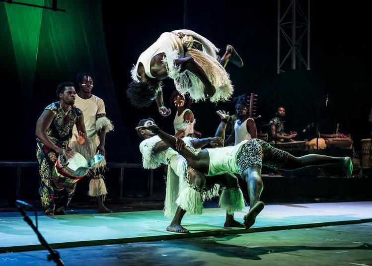Boulevard Conakry Terya Circus / Cirque De Guinée à Paris 7ème