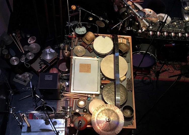 Boum Tak - Temps Fort Autour Des Percussions Orchestré Par Sylvain Lemêtre à Vanves