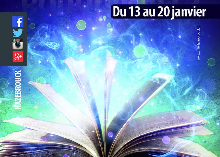 Bouquinales 2019 à Hazebrouck