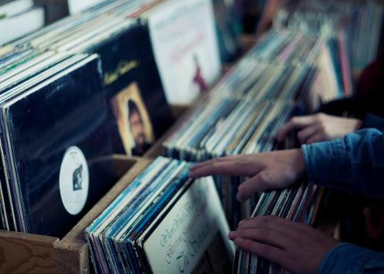 Bourse aux disques vinyles et cd à Chambery