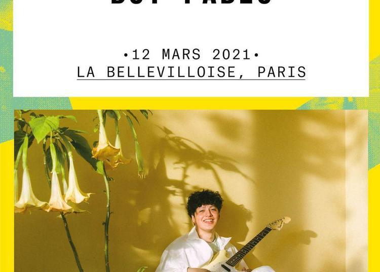 Boy Pablo à Paris 20ème