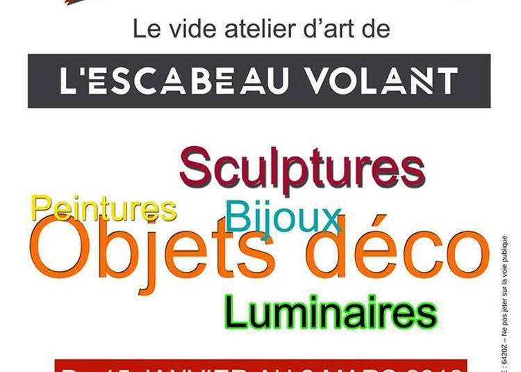 Brad'Art, le vide ateliers d'Art de l'Escabeau Volant. à Chamalieres