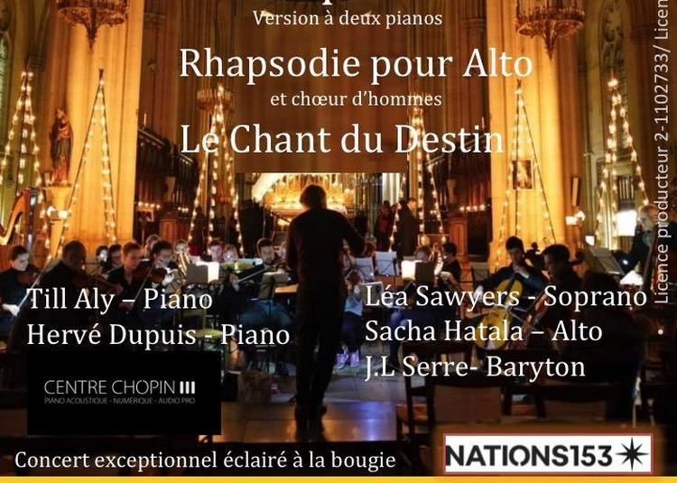 Brahms Concert Exceptionnel à Paris 7ème