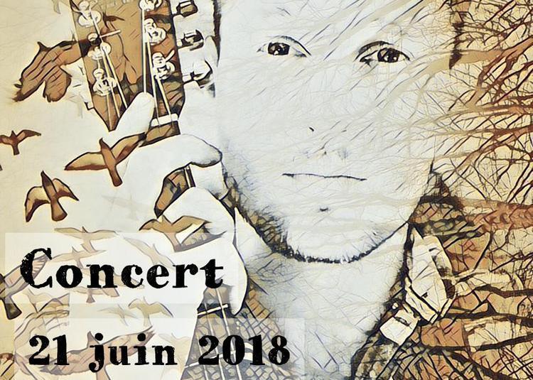 Bran Cadaric (pop rock acoustique) à Chantilly