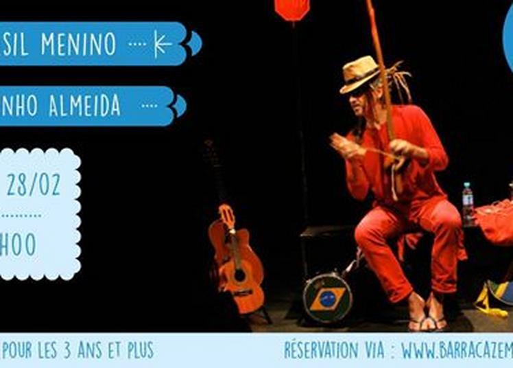 Brasil Menino - Toninho Almeida à Lille