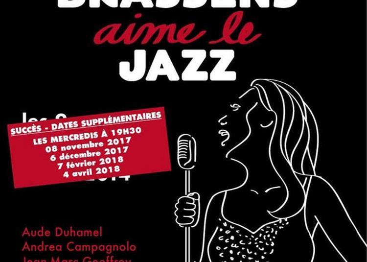 Brassens Aime Le Jazz à Paris 9ème