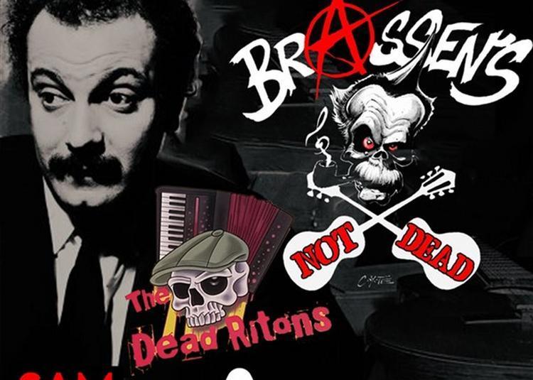 Brassens Not Dead + Dead Ritons à Saint Jean de Vedas