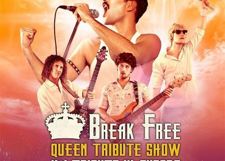 Break Free : Queen Tribute Show à Brebieres