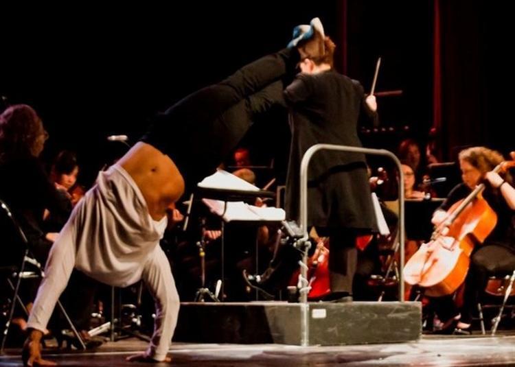 Breakdance Symphonique à Clichy Sous Bois