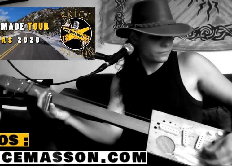 Brice Masson Self-Made Band en concert à Lons le Saunier