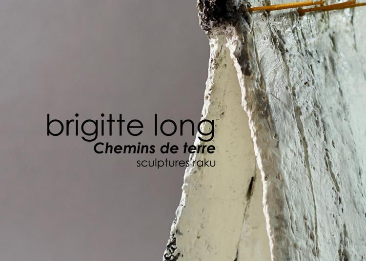 Brigitte Long. Chemins de terre. Sculptures raku à Voiron