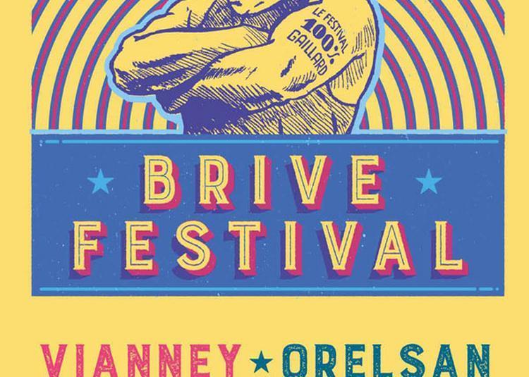 Orelsan / Brigitte / Eddy de Pretto à Brive la Gaillarde