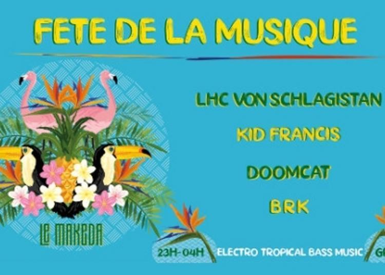 Brk // Doomca //  Kid Francis //lhc Von Schlagistan à Marseille