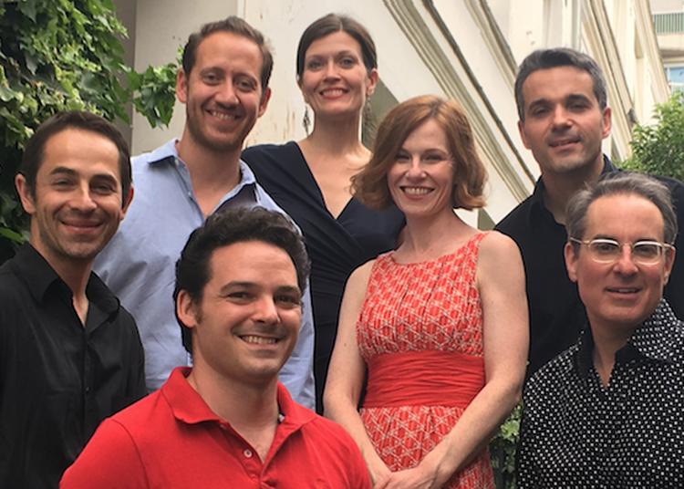 Broadway Ensemble à Paris 1er