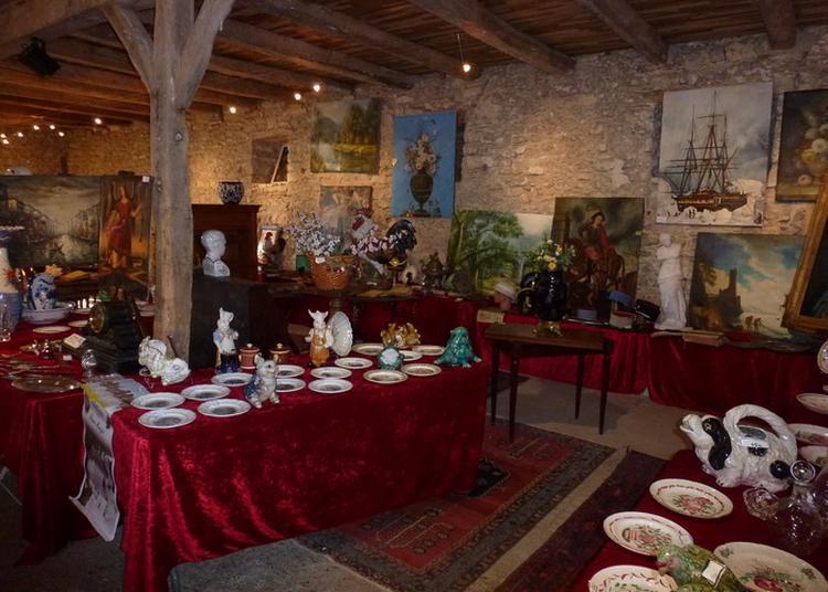 Brocante Des Châteaux En Quercy à Saint Projet