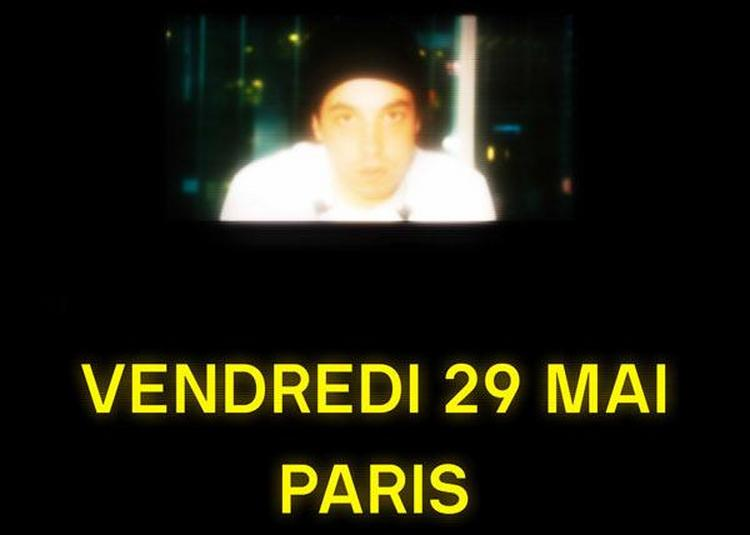Brockhampton à Paris 18ème