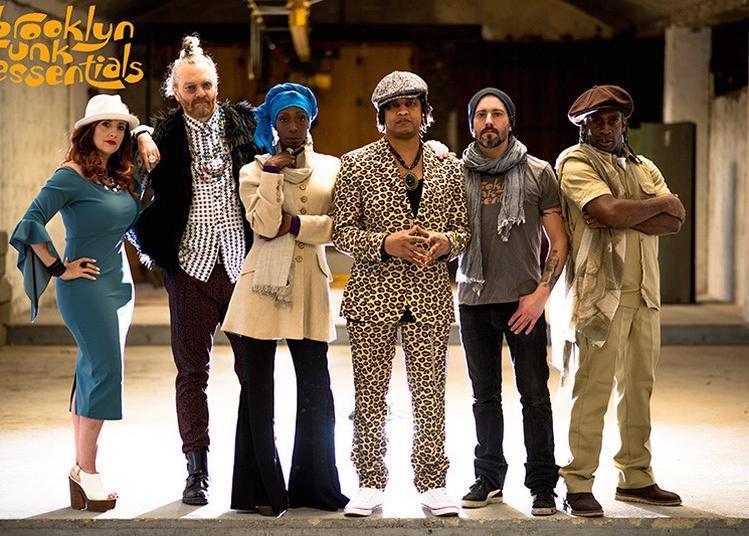 Brooklyn Funk Essentials à Paris 10ème