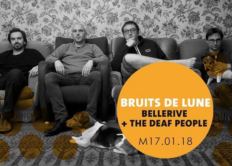 Bruits de Lune : Bellerive + The Deaf People à Amiens