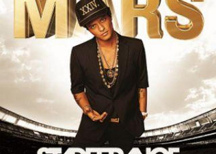 Bruno Mars à Saint Denis