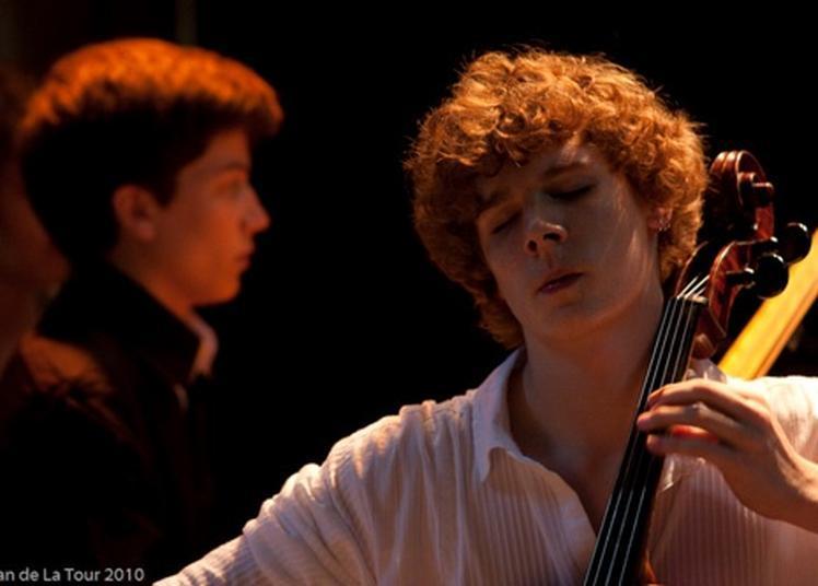 Jeunes Talents Harmonia Nova à Arles