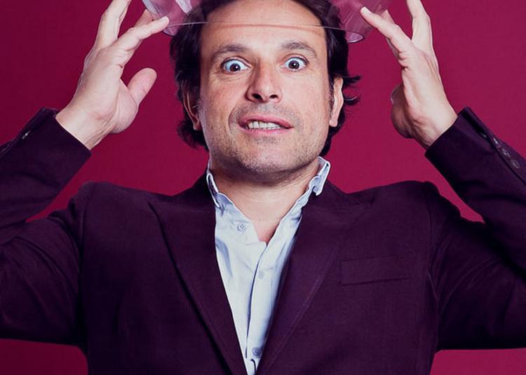 Bruno Salomone  Le Show Du Futur à Buc