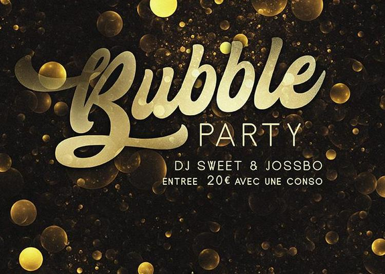 Bubble Party // Réveillon 2019 à Paris 14ème