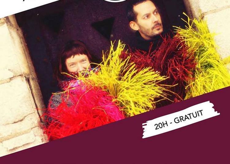 Buke And Gase (experimental Pop, Brassland, Usa) à Paris 12ème