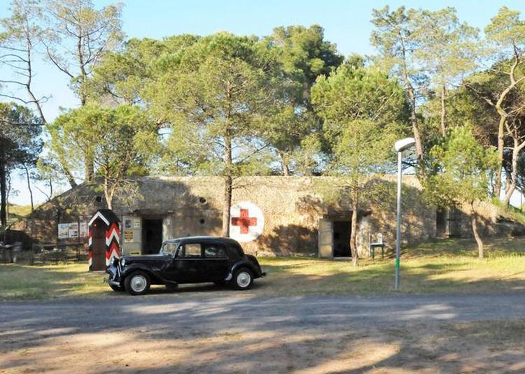 Bunker 638 à Agde
