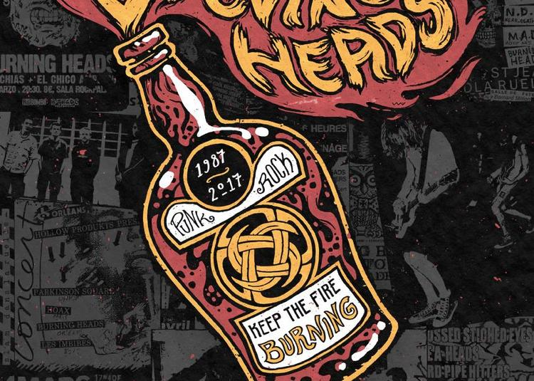 Burning Heads 30 ans! à Bourges