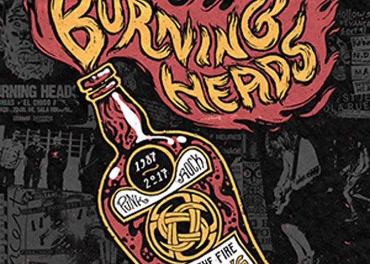 Burning Heads + Le Peuple De L'Herb à Arles