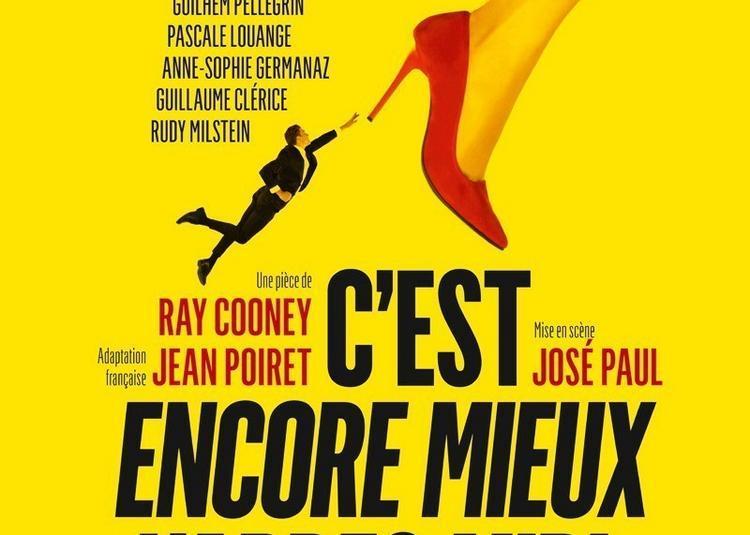 C'est Encore Mieux L'apres-midi Avec Pierre Cassignard Et Sebastien Castro à Paris 9ème