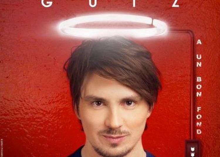 C'est la rentrée : Première de Guillermo Guiz à Paris 4ème