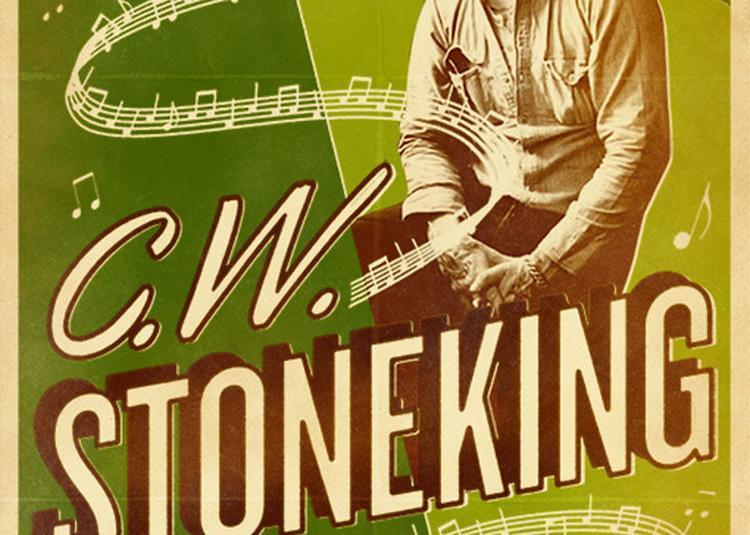 C.w. Stoneking (solo) à Paris 11ème