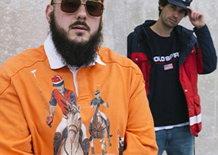 Caballero&jean Jass+Emtooci+Le Muge à Arles