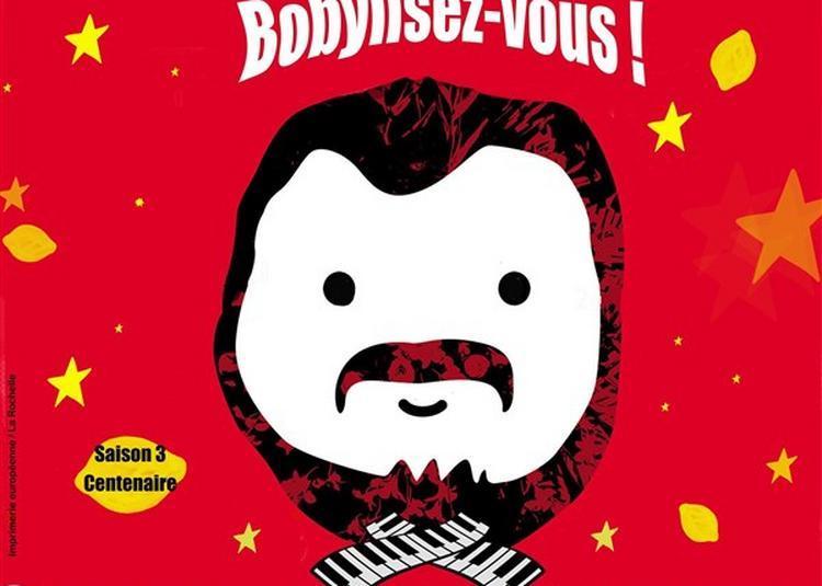 Cabaret Boby Lapointe à Avignon